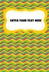 Back to School Cool Color Binder Covers