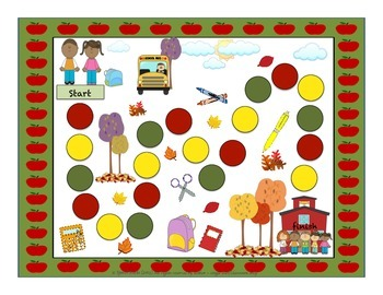 Back to School Cooperative Game