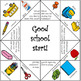Back to School Cootie Catcher