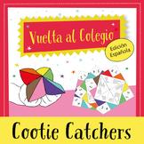 Cootie Catchers: Ice Breaker & Team Building (in Spanish)