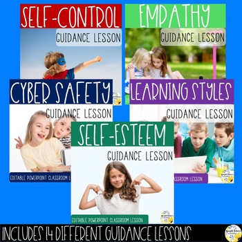 School Counseling SUPER BUNDLE