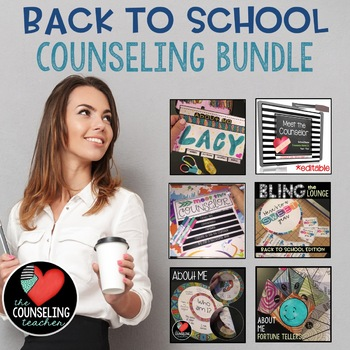 Back to School Counseling Tools