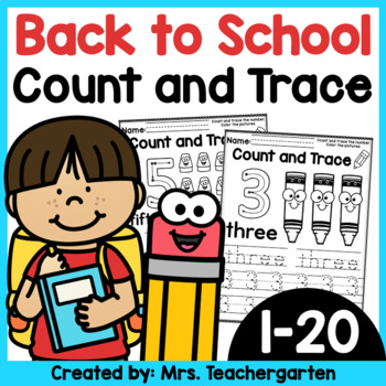 Back to School Count and Trace
