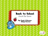 Back to School: Count the Room