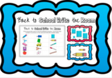 Back to School: Count the Room Math Center (Virtual Options)