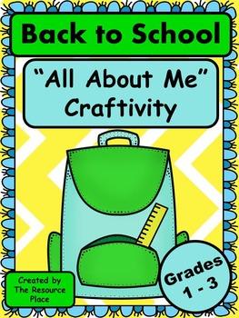 Back to School Craft!!