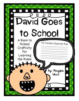 Back to School Craftivity BUNDLE
