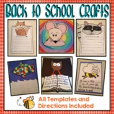 Back to School Crafts Bundle