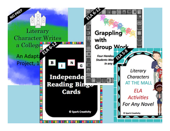 Back to School Creativity Pack: A Bundle of Gold!