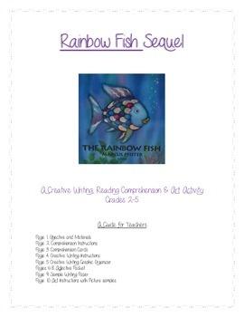 Cross-Curricular RAINBOW FISH Activities