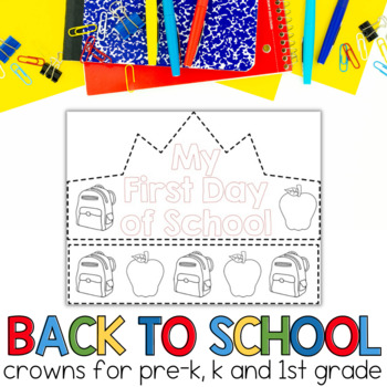 Back to School Crowns