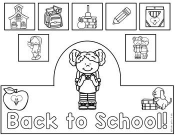 Back to School Crowns *FREEBIE*
