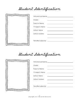 Back to School Cursive Handwriting Review Practice Pages (freebie)