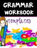 GRAMMAR  WORKBOOK / ACTIVITIES COMMON CORE