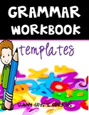 GRAMMAR  WORKBOOK / ACTIVITIES COMMON CORE