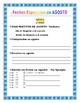 Back to School- Days of the Week/Holidays in Spanish-Inter