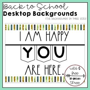 Back to School Desktop Backgrounds