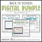 Back to School Digital Bundle!
