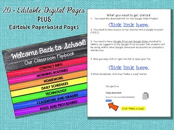 Beginning of the Year Activities Digital Bundle
