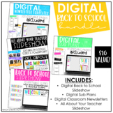 Back to School Digital Bundle
