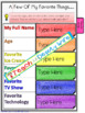 Back to School Digital Interactive Notebook