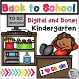 Back to School Digital Pack