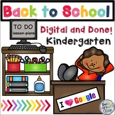 Back to School Digital Pack