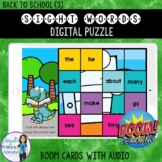 Back to School Digital Sight Word Puzzles BOOM Cards (3)