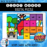 Back to School Digital Sight Word Puzzles BOOM Cards (1)