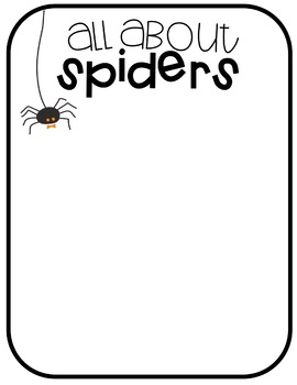 October and Halloween Digital Templates and Activities!