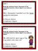 Back to School Direct Objects vs. Indirect Objects Task Cards for Middle School