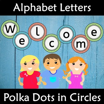 Back to School Display Letters Alphabet Subject Wall Display