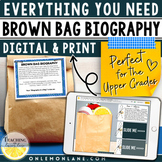 Back to School Distance Learning Activities Upper Grades D