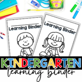 Back to School Distance Learning Binders for Basic Skills