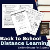 Back to School Distance Learning Guide for Students