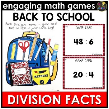 Back to School Division Facts