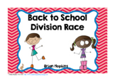 Back to School Division Race