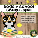Back to School Dogs SHAKE & SPILL K-2 Composing + recordin