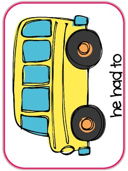 Back to School Dolch Phrases {Lists 1 and 2}