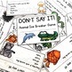 Back to School: Don't Say It! ANIMAL Ice Breaker Game
