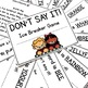 Back to School: Don't Say It! ALPHABET Ice Breaker Game