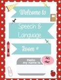 Back-to-School Door Poster