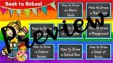 Back to School Drawing Links - Google Slides - YouTube Links
