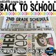 Back to School EDITABLE pages