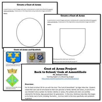 Back to School ELA Activities Bundle - WORD