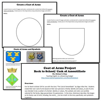 Back to School ELA Activities Bundle - PDF