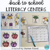 Back to School ELA Centers