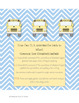 Back to School ELA Common Core Standards (First Grade)