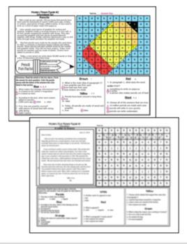 Back to School ELA Mystery Puzzles Grade 4 Edition