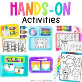 Back to School Hands-On Activities
